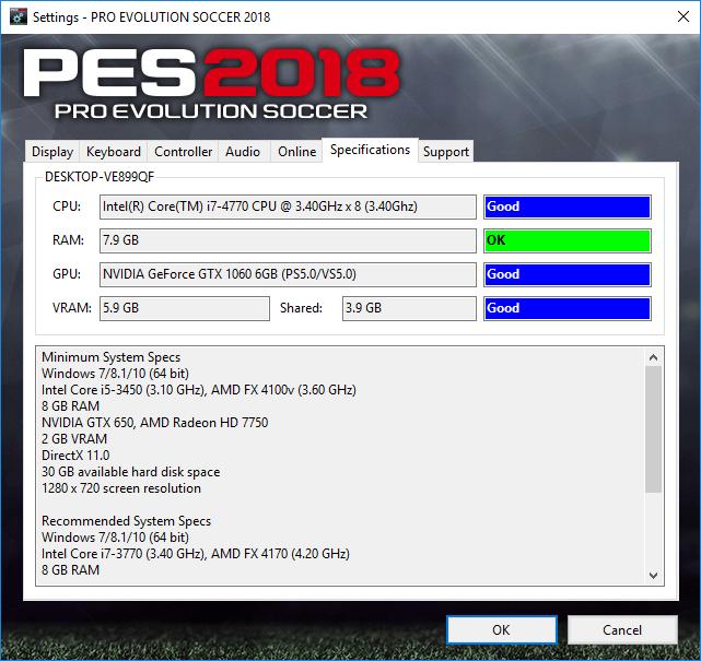 Pro Evolution Soccer 2018 Pes 2018 Full Verison For Pc