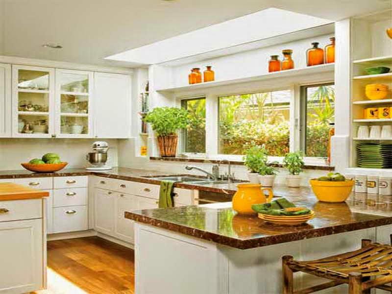 Kalau Ruang Dapur Kecil Tak Perlu Kot Table Top Warna Kuning Macam Ni Bagi Aku Rumah Teduh Ok Tapi Jenis Cahaya Matahari Masuk Direct Nampak