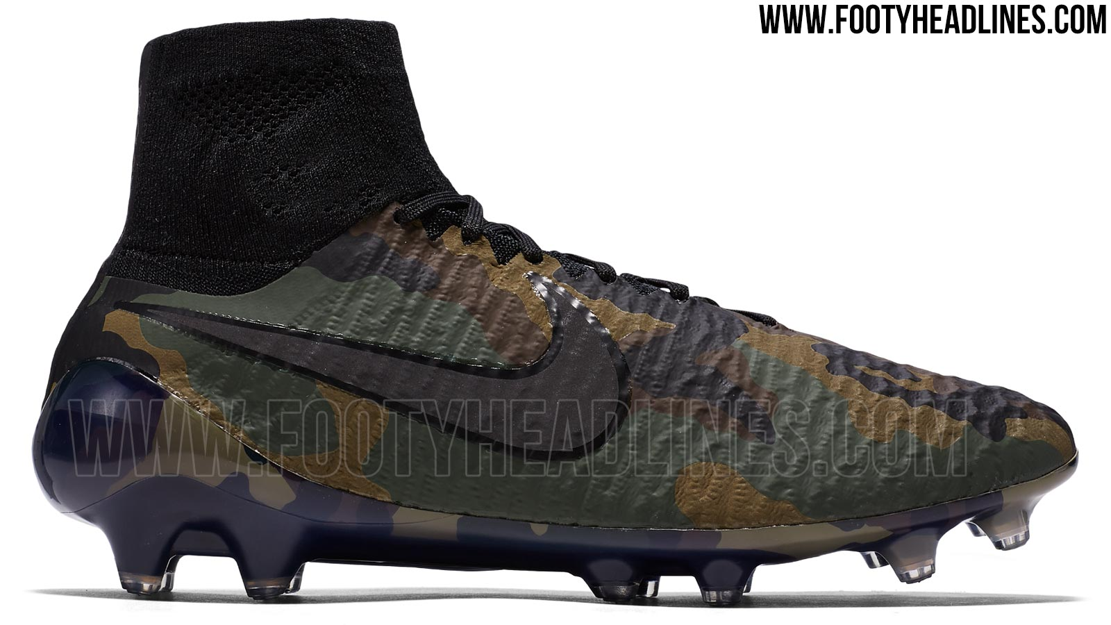 nike magista obra camo 2016 boots revealed footy headlines. Black Bedroom Furniture Sets. Home Design Ideas
