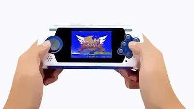 """Sementara itu, game Sega Genesis yang lama bisa memberi mereka kehidupan baru dengan konsol Flashback, yang memiliki 85 game built-in, seperti """"Mortal Kombat,"""" yang juga menyertakan port cartridge yang sesuai dengan kebanyakan Sega Genesis dan Mega Drive original."""