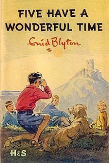 Download free ebook Famous Five 11- Five Have A Wonderful Time By Enid Blyton pdf