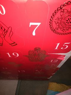 Calendario de adviento Rituals - Día 7