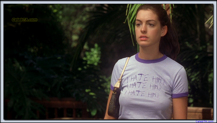 A View from the Beach: Rule 5 Saturday - Anne Hathaway ...