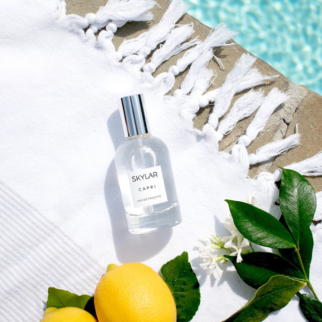 Skylar Natural Fragrance in Capri
