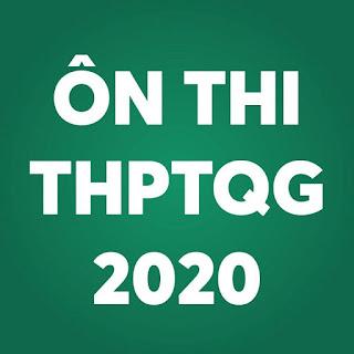 tai lieu luyen thi THPTQG 2020