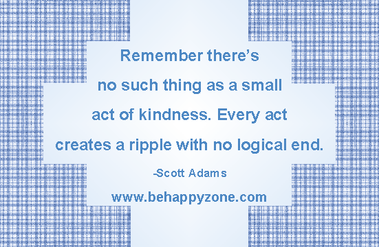 acts of kindness quote