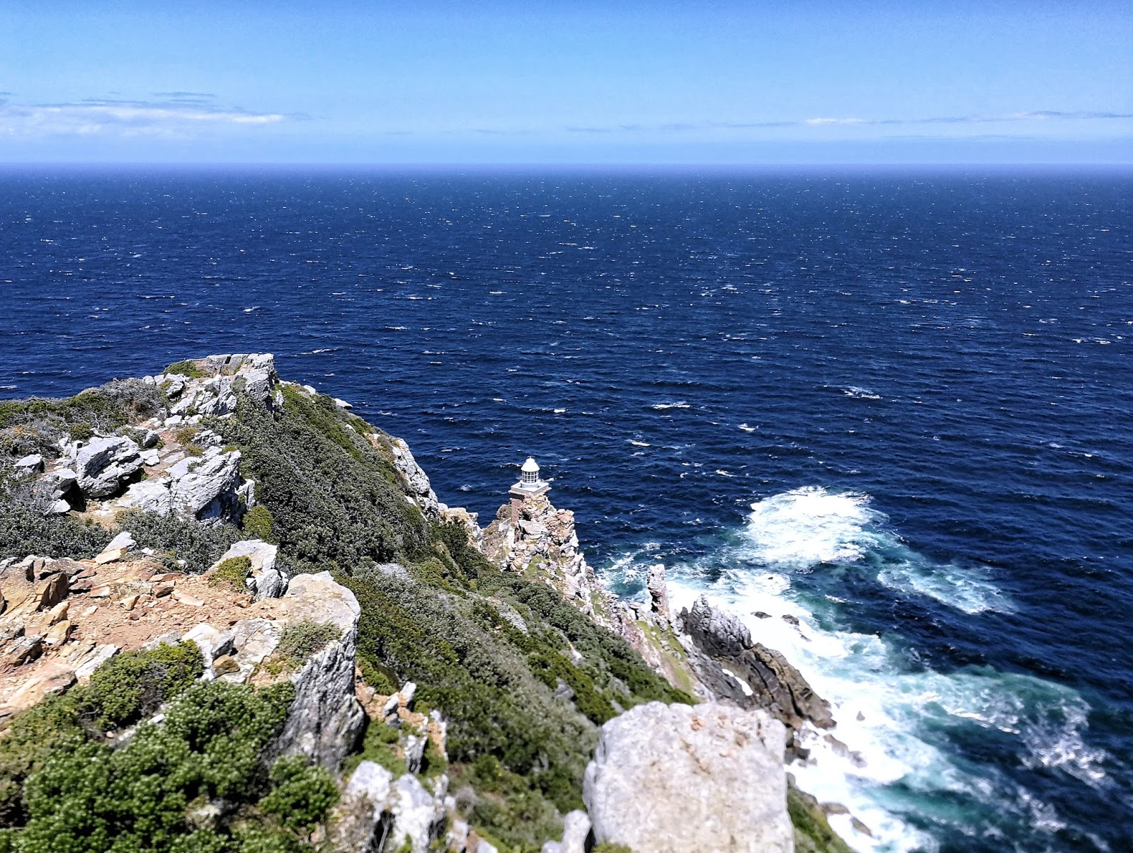 Cape of Good Hope, Cape Point, Cape Town, Etelä-Afrikka, Hyväntoivonniemi, Kapkaupunki, South Africa