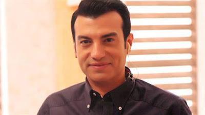 الفنان إيهاب توفيق