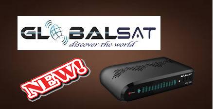 Actualizacion para el equipo Globalsat GS240 HD 2017