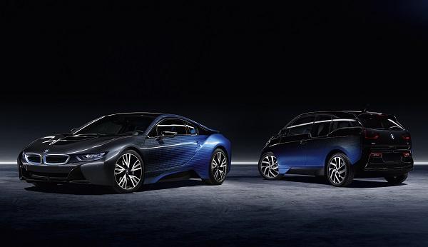 BMW i8 BMW i3 Garage Italia Customs