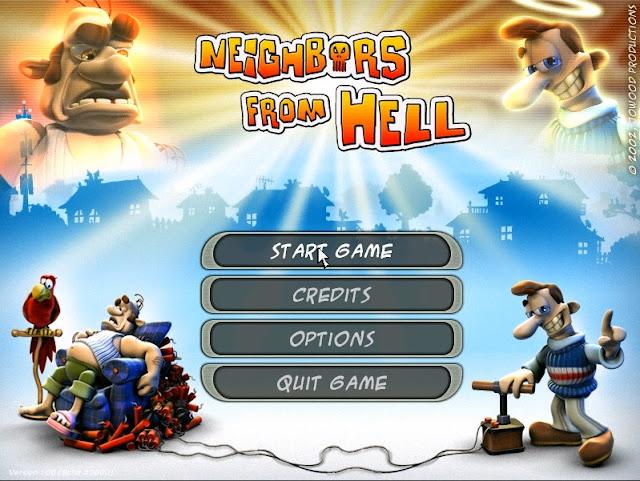 تحميل لعبة ازاي تخنق جارك Neighbours From Hell للكمبيوتر من ميديا فاير