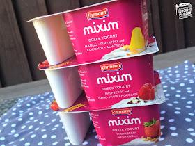 Ehrmann Mixim Yogurt #MiximLove #ad