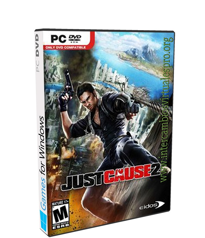 Just Cause 2 Complete poster box cover