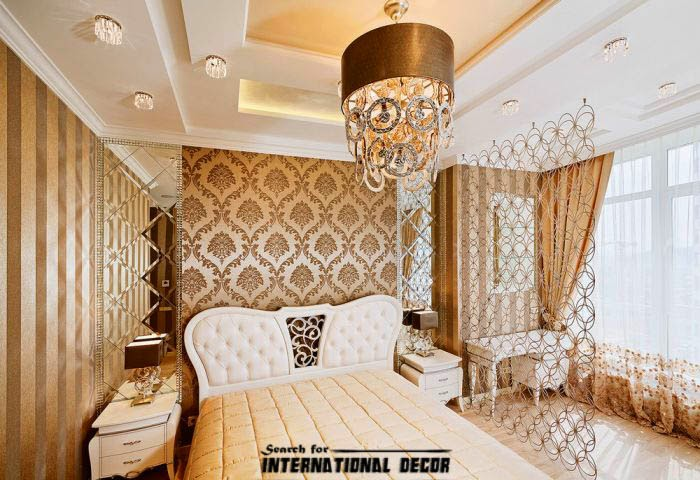 Stylish art deco bedroom designs and furniture - What is art deco style ...