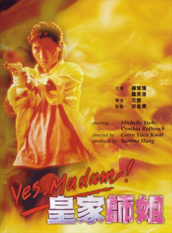 Yes Madam 1985 Dual Audio Hindi Bluray Movie Download