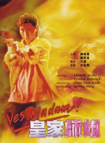 Yes Madam 1985 Dual Audio Hindi Movie Download