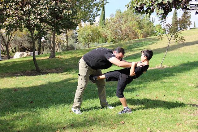 инструктор Крав Мага в Израиле - Матвей Генкин