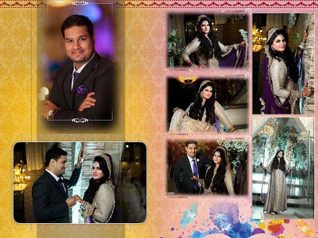 Wedding Photo Album Design