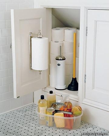 15 способов хранения туалетной бумагиhome Life Organization