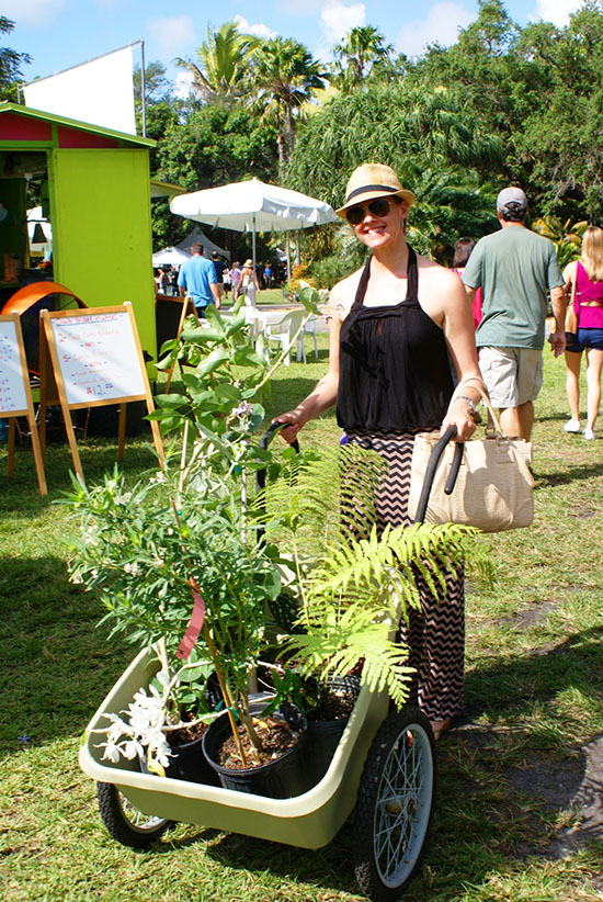 Coconut Grove Grapevine: Celebrate Spring at Fairchild\'s Garden Festival