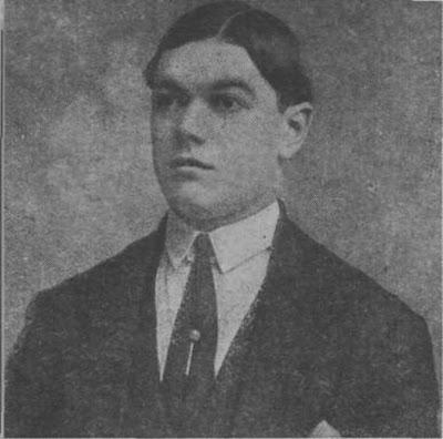 Francisco Canaro en 1908