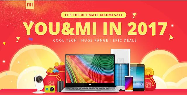 【GearBest】Xiaomiファンなら必見!GearBestのYou&Miセール!スマホからスーツケースまで全部Xiaomiにしてみるのは楽しそう!