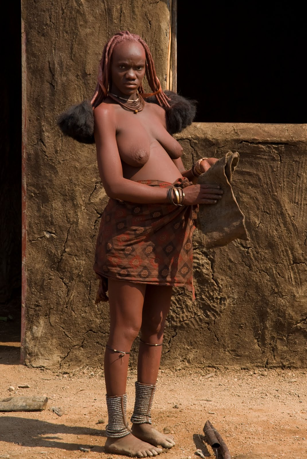 Impossible naked tribal teen girls