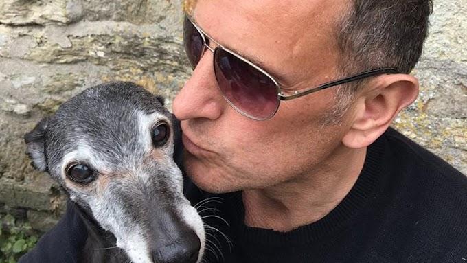 Un hombre hace un llamamiento para despedir bien a su perro en Facebook