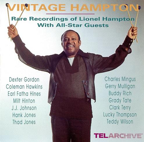 Milt Jackson Coleman Hawkins Bean Bags