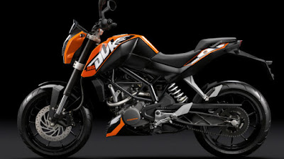New 2016 KTM Duke 125 HD Wallpapers