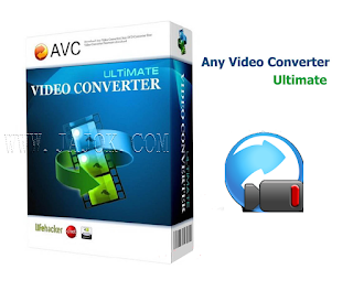 برنامج Any Video Converter Ultimate
