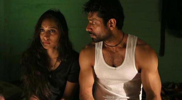 Vineet Kumar Singh and Zoya Hussain in Anurag Kashyap's Mukkabaaz