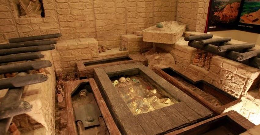 Señor de Sipán es comparado con Tutankamón, el faraón egipcio, sostiene Arqueólogo peruano Walter Alva