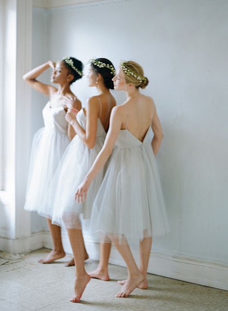etheral bridesmaid dress ideas