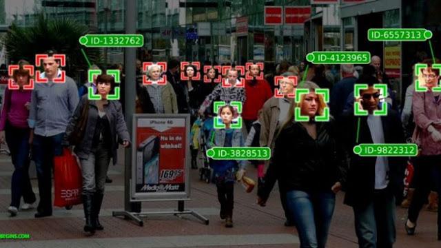 الصين تطور تكنولوجيا التعرف على الوجه سكان البلد بالاشعة في 1 ثانية