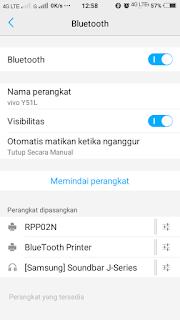 Pengoprasian Moka POS android
