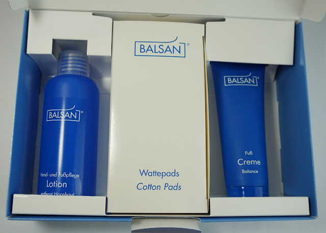 Balsan - sanfte Hornhaut- und Nagelhautentfernung