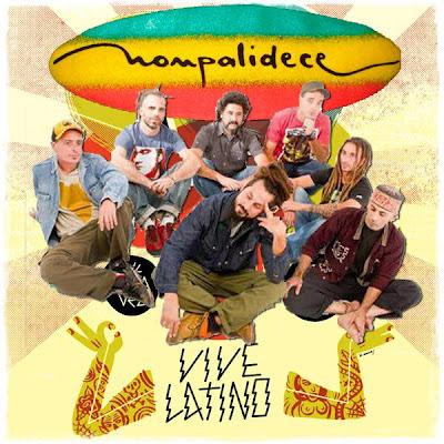 Nonpalidece - Vive Latino 2012 (2012)