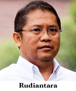 Gambar Menteri Komunikasi dan Informatika Rudiantara