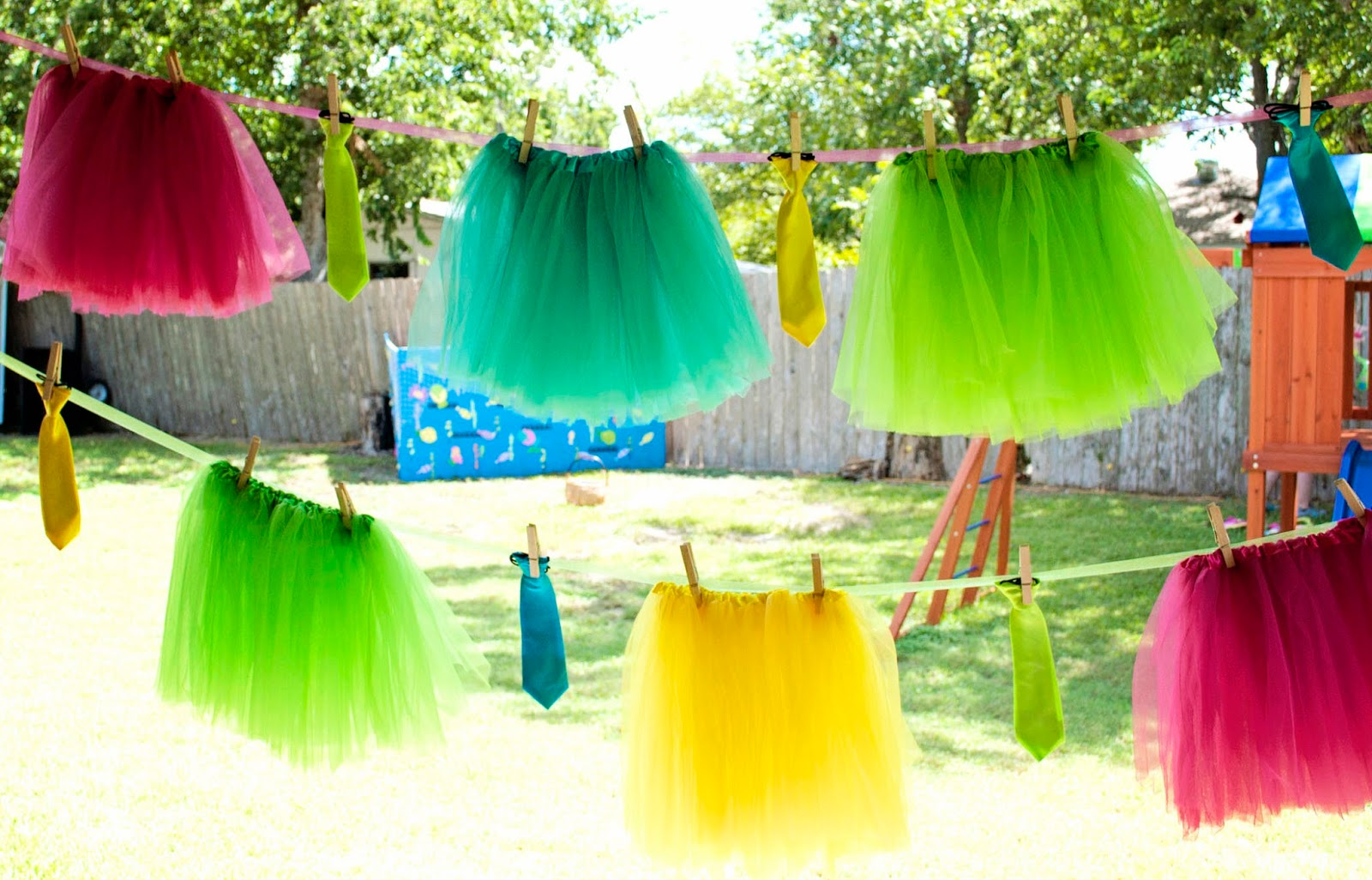 Halo Heaven Tutus And Ties Party