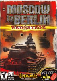 Moscow to Berlin Red Siege PC Full [1-Link] [ISO] [MEGA]