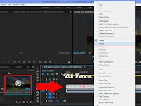 Cara Menghilangkan Suara Pada Video Dengan Adobe Premiere