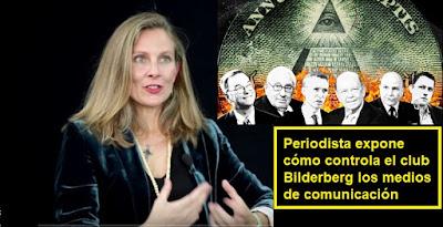 Periodista expone la manipulación del club #Bilderberg a los medios para control mental #Bilderberg #Katecon2006