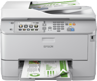 Epson WorkForce Pro WF-5690DWF Treiber Drucker Download