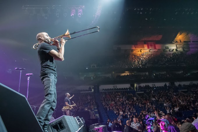 Trombone Shorty to host third Treme Threauxdown at Saenger during 2017 New Orleans Jazz Fest | Advocate