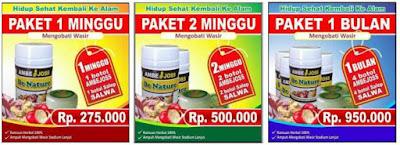 Obat untuk anus yang mengeluarkan benjolan berdarah