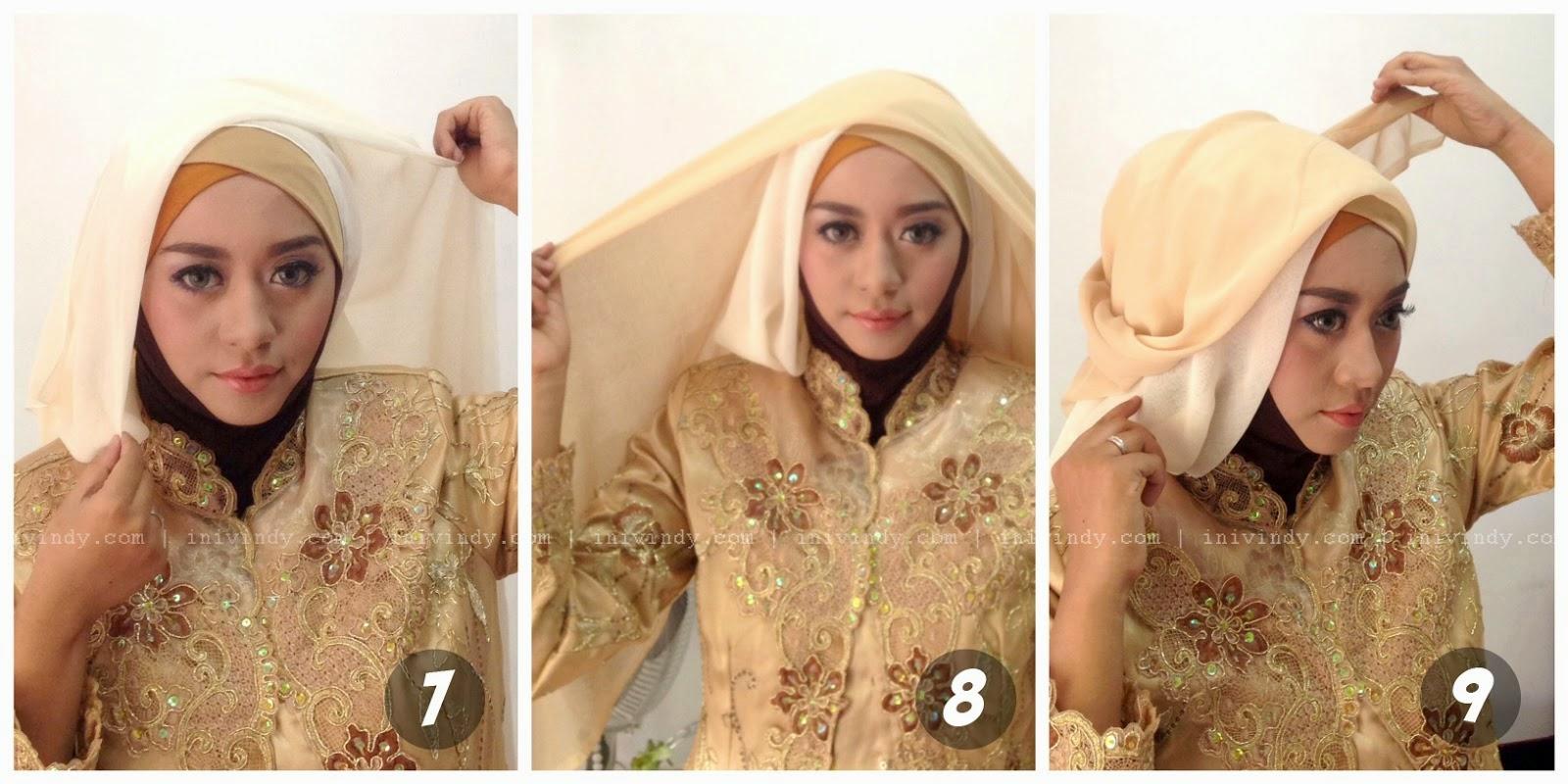 27 Gambar Keren Tutorial Hijab Wisuda Muslimah Untuk Anda