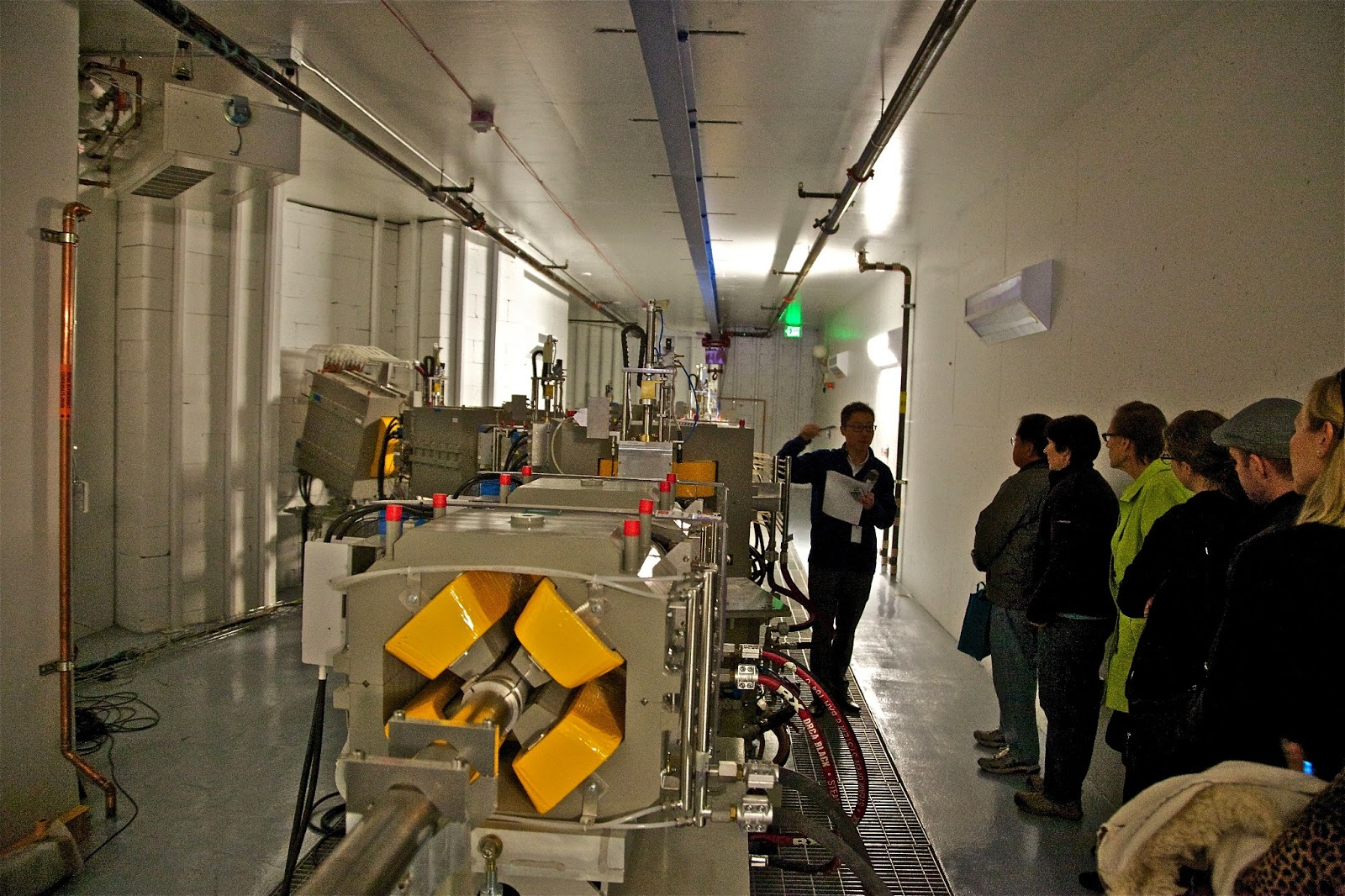 Shoreline Area News Proton Therapy Advanced High Tech