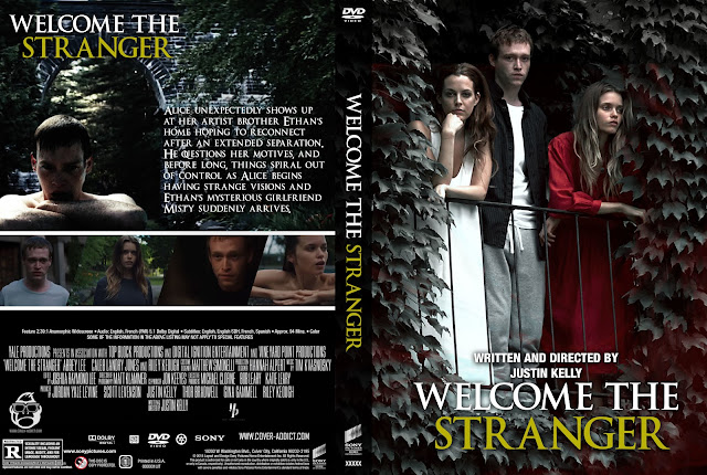 Welcome The Stranger DVD Cover