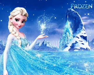 Disney Frozen Elsa gratis wallpaper